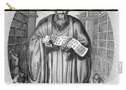 Confucius (c551-479 B.c.) Carry-all Pouch