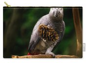 Congo African Grey Parrot Carry-all Pouch