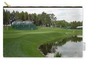 Congressional Blue Course - Sweet Par 3 10th Carry-all Pouch