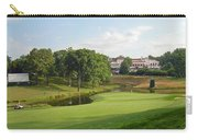 Congressional Blue Course - The Finish - Par 4 18th Carry-all Pouch