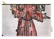 Conjoined Twins, Nuremberg Chronicle Carry-all Pouch