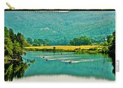 Connecticut River Between New Hampshire And Vermont Carry-all Pouch