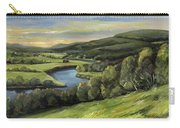 Connecticut River Valley View Two Carry-all Pouch