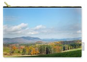 Connecticut Scenic Vista Carry-all Pouch