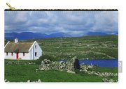Connemara, Co Galway, Ireland Cottages Carry-all Pouch