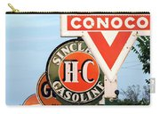 Conoco Sign 081117 Carry-all Pouch