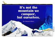 Conquer Carry-all Pouch