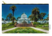 Conservatory Of Flowers - San Francisco Carry-all Pouch