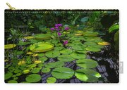 Conservatory Waterlilies Carry-all Pouch