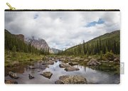 Consolation Lake Banff Carry-all Pouch