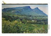 Constantia Valley Cape Town South Africa 2017 Carry-all Pouch