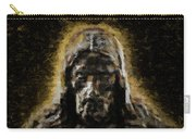 Contemplative Christ Carry-all Pouch