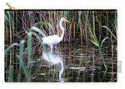 Content Egret  Carry-all Pouch