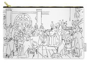 Continental Congress, 1774 Carry-all Pouch