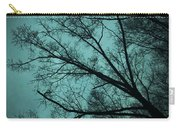 Contrasted Trees Carry-all Pouch
