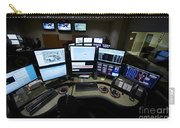 Control Room Center For Emergency Carry-all Pouch by Terry Moore