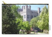 Cook Hall Illinois State Univerisity Carry-all Pouch