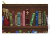 Cookin' The Books Carry-all Pouch