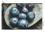 Cooking With Blueberries Carry-all Pouch