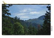 View Of Underwood Mountain Carry-all Pouch