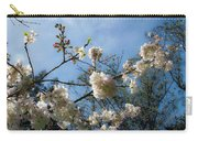 Cool Cherry Blossoms Carry-all Pouch