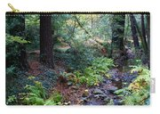 Cool Creek On Mt Tamalpais Carry-all Pouch