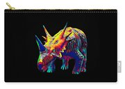 Cool Dinosaur Color Designed Creature Carry-all Pouch