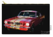 Cool Mustang Carry-all Pouch