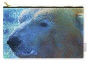 Cool Polar Bear Carry-all Pouch