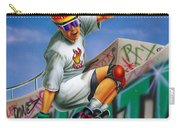 Cool Skater Carry-all Pouch