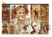 Cool Tarantino Poster Carry-all Pouch