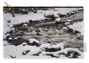Cool Winding River Carry-all Pouch