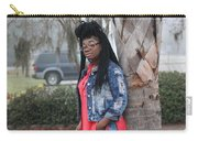 Cool With Braids 5 Carry-all Pouch