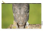 Cooper's Hawk In The Backyard Carry-all Pouch