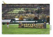 Cooperstown Dreams Park Carry-all Pouch