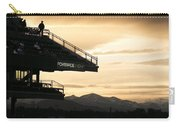 Coors Field At Sunset Carry-all Pouch