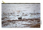 Coot In The Weeds Carry-all Pouch