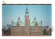 Copenhagen Rosenborg Castle Back Facade Carry-all Pouch