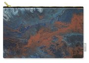 Copper Abstract 2 Carry-all Pouch