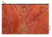 Copper Abstract Carry-all Pouch