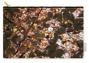 Copper Beech Carry-all Pouch