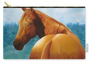 Copper Bottom - Quarter Horse Carry-all Pouch