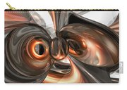 Copper Dreams Abstract Carry-all Pouch