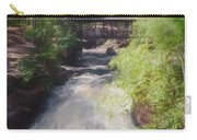 Copper Falls State Park Wisconsin. Carry-all Pouch