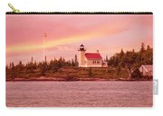 Copper Harbor Lighthouse Carry-all Pouch