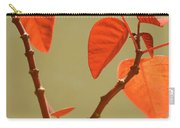 Copper Plant Carry-all Pouch