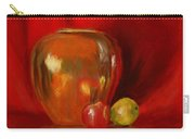Copper Pot And Fruit Carry-all Pouch