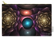 Copper Roses Carry-all Pouch