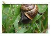 Copse Snail Carry-all Pouch