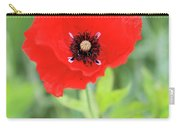 Coquelicot Carry-all Pouch
